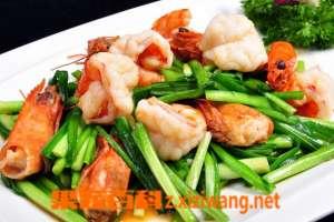 虾和韭菜能一起吃么 虾和韭菜能一起吃吗